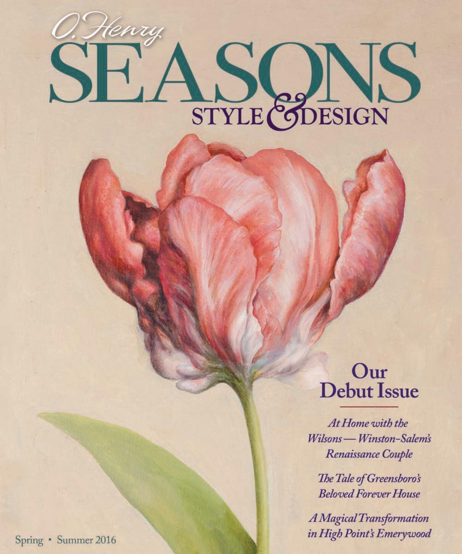 O.Henry Seasons Style & Design by O.Henry magazine - issuu