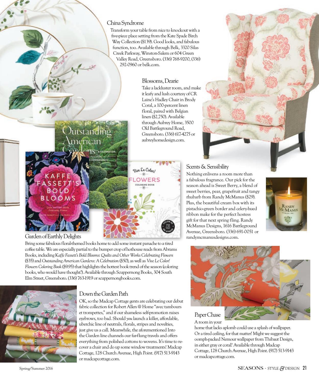 O Henry Seasons Style & Design by O Henry magazine - issuu