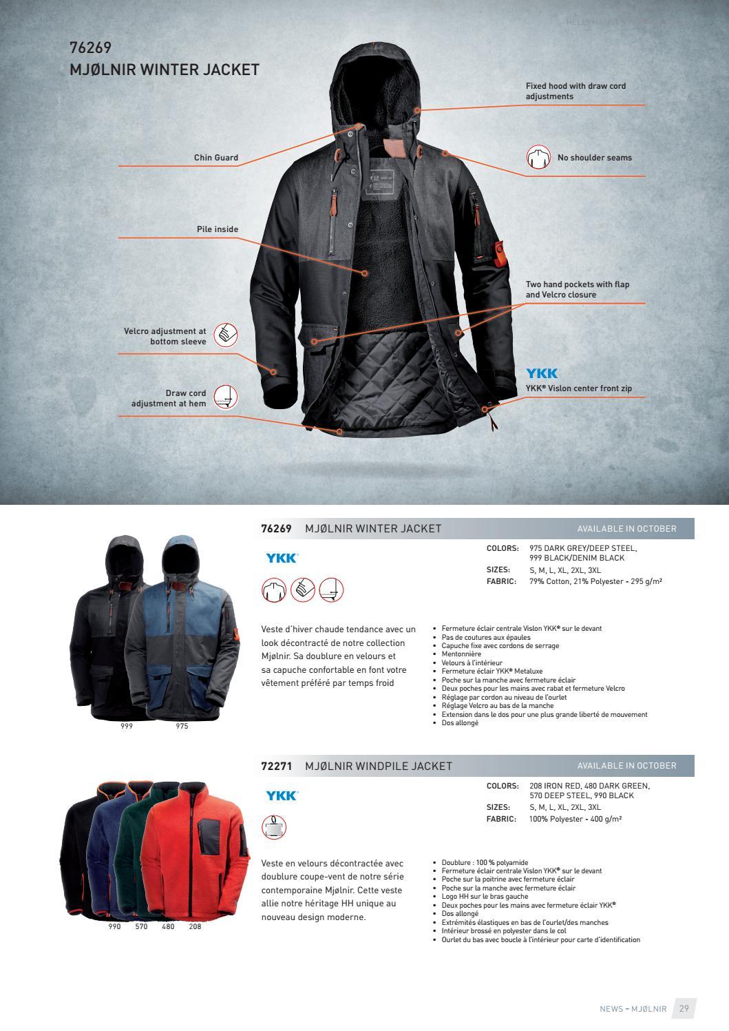 c99a5171 HHww Main Catalog 2016 Apparel FR by HH Workwear - issuu