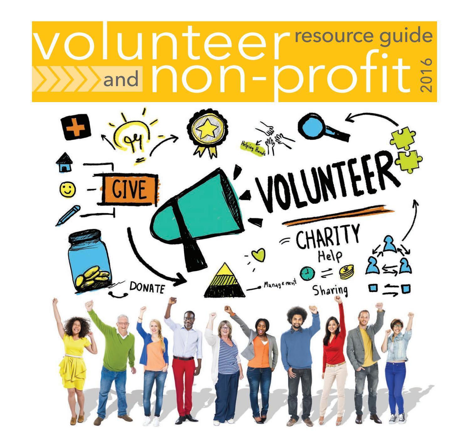 Non-profit Guide 2016 by Ballantine Communications - issuu