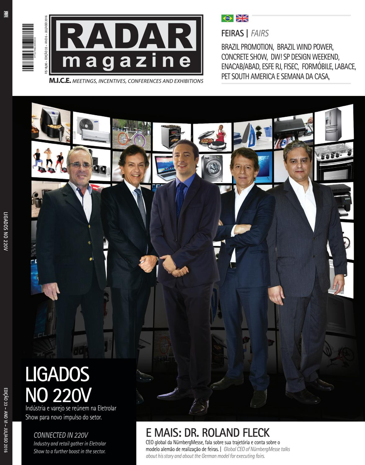 Radar Magazine Ed. 33 by Grupo Radar   TV - issuu fc97e762db7cf