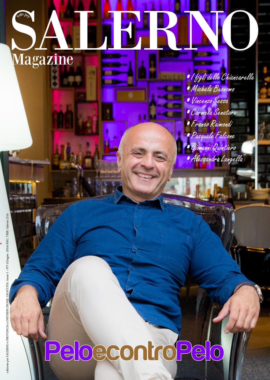 Solo per salerno magazine giugno 2016 web