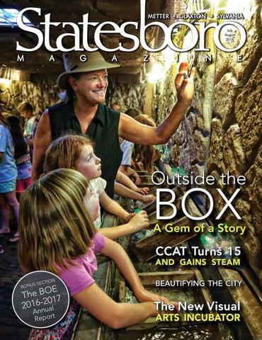 Statesboro Magazine July August 2016 By
