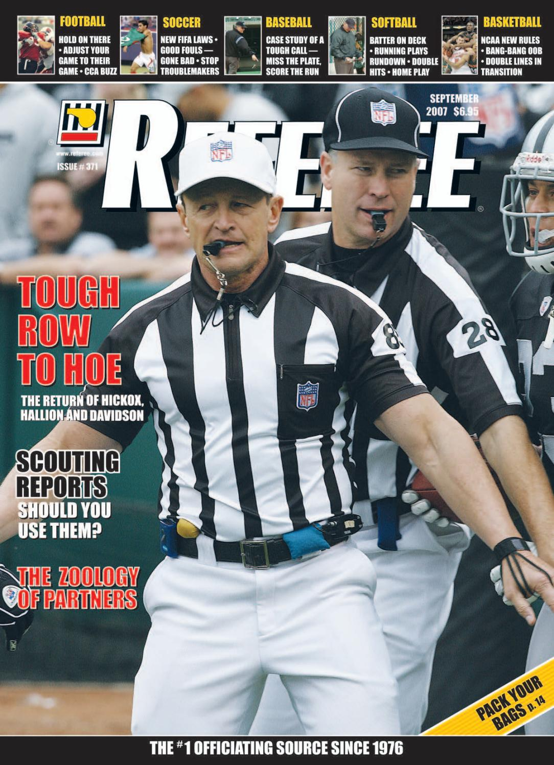 The 18 Best Calls in Officiating History - Feature by