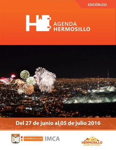 "Cover of ""Agenda hermosillo 20jun2016"""