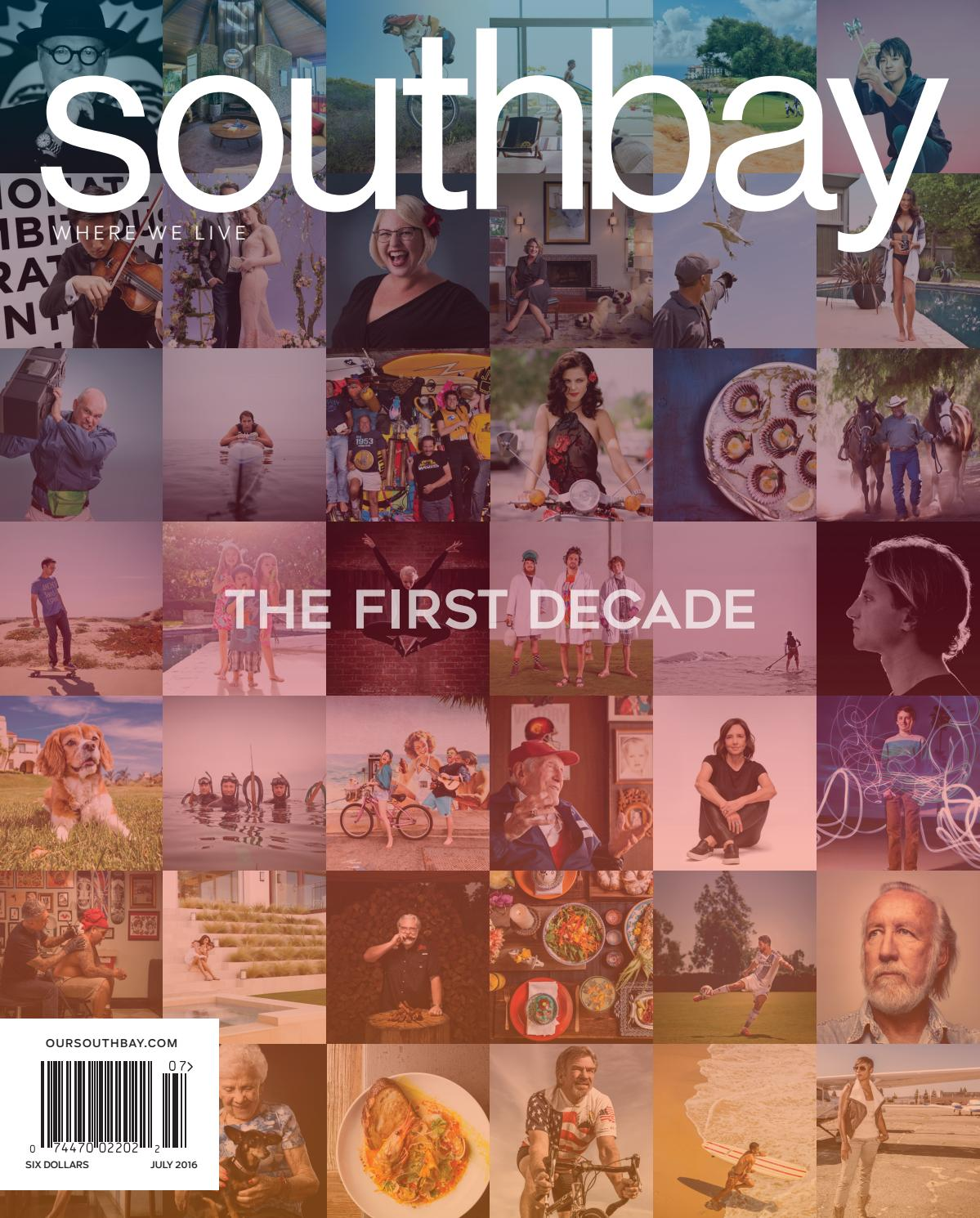 Southbay July 2016 by Moon Tide Media issuu