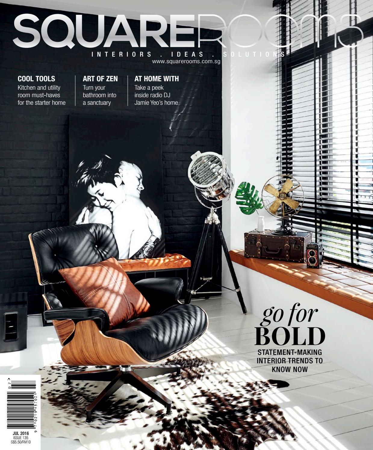 SquareRooms July issue [Preview] by SquareRooms - issuu