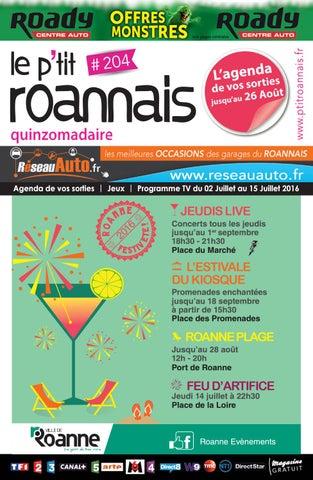 Mag 204 web by Ptit Roannais - issuu 29ba8ebc960