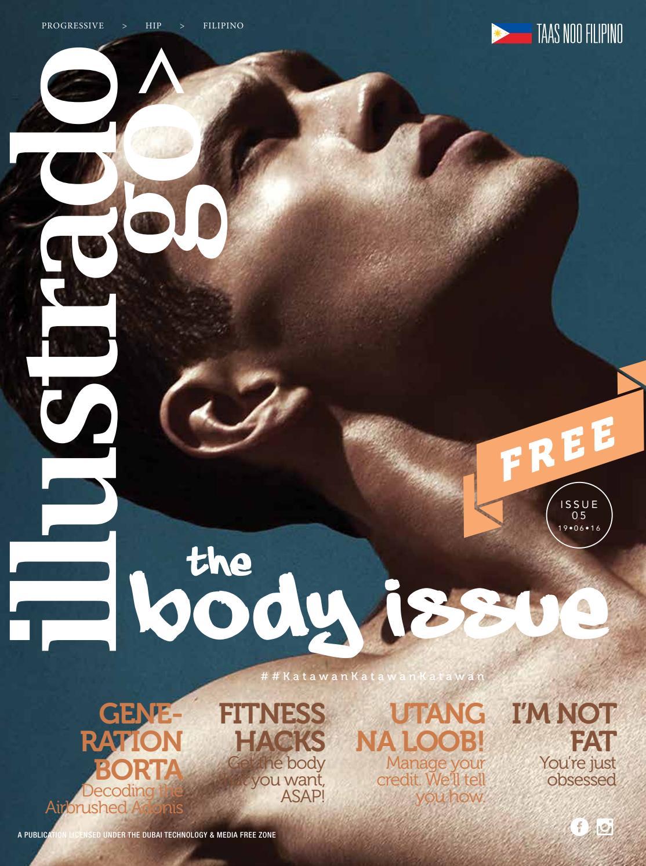 ILLUSTRADO GO> ISSUE 5 > 26-06-16 by Illustrado Magazine - issuu