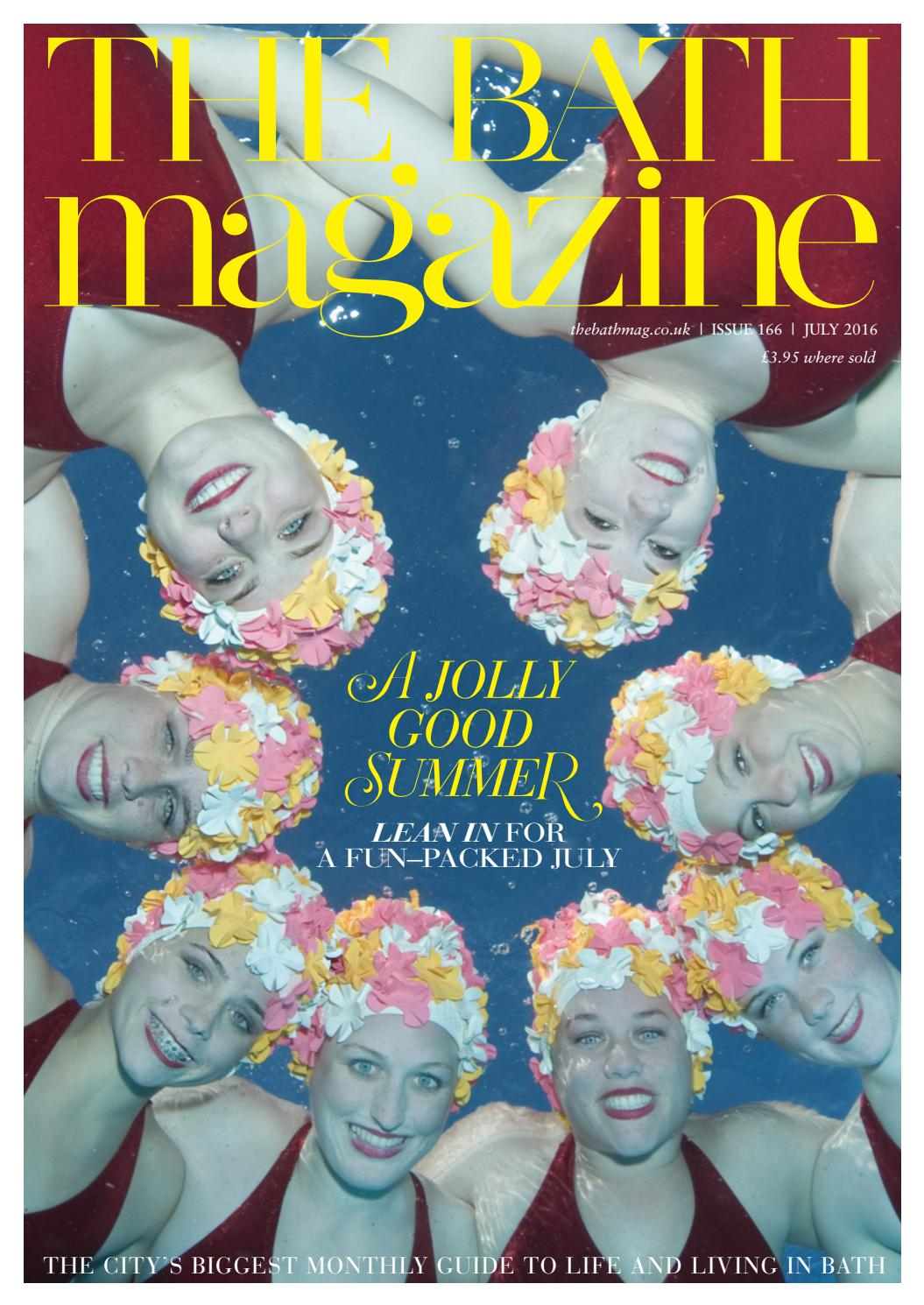 The Bath Magazine July 2016 by MC Publishing - issuu