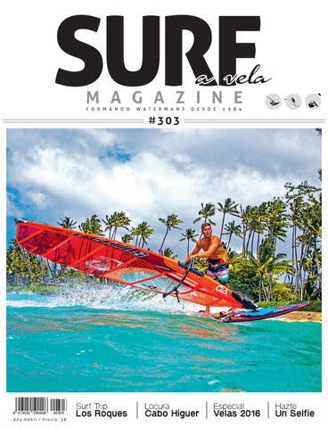 Surf a Vela  303 by Media Pro Dynamic SL - issuu c85a514edee