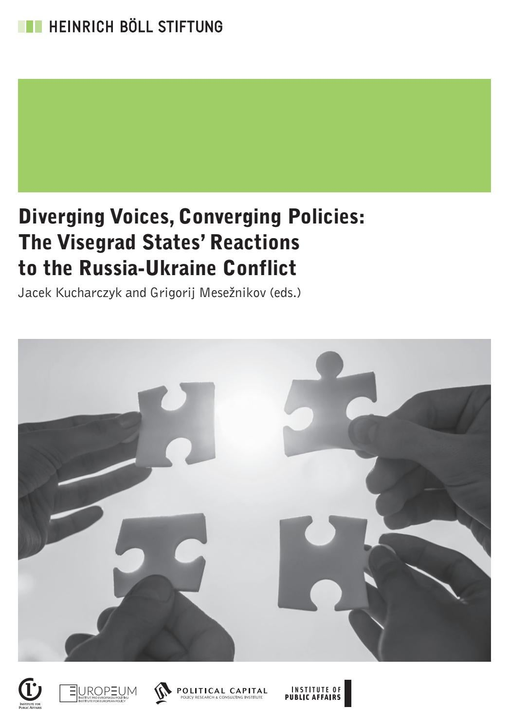 Up election 2017 behind sp congress alliance lies the open pursuit of a polarisating agenda firstpost - Diverging Voices Converging Policies Visegrad States Russia Ukraine Conflict By Fundacja Im Heinricha Boella Issuu