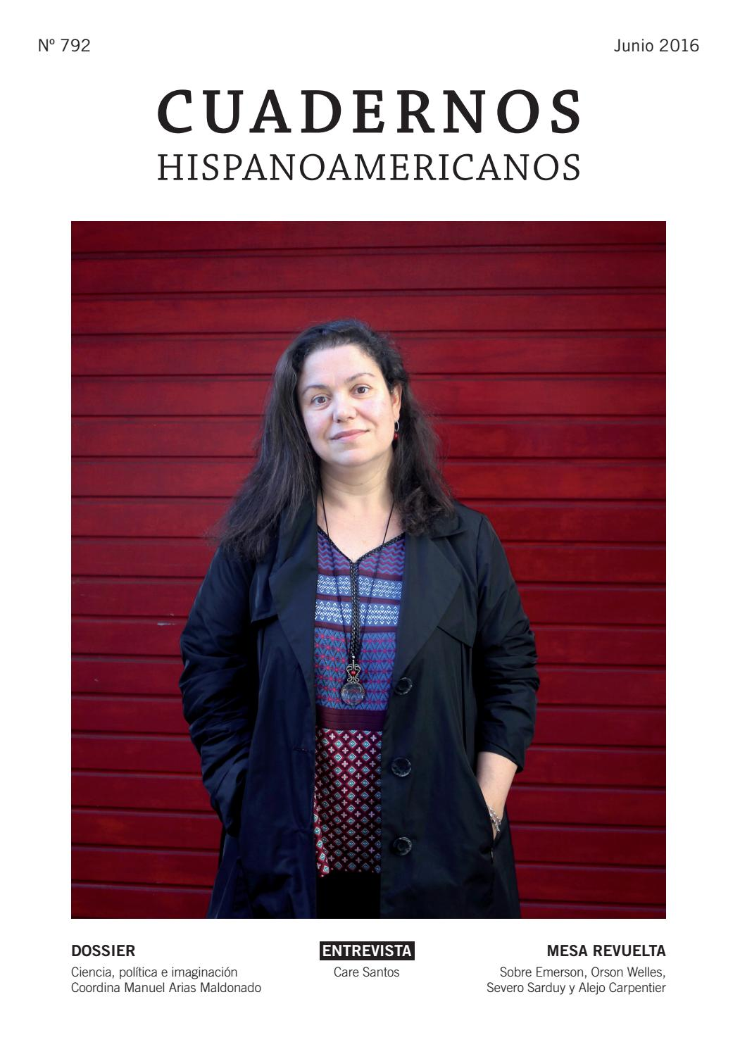 Cuadernos Hispanoamericanos (Junio de 2016) by AECID PUBLICACIONES ...