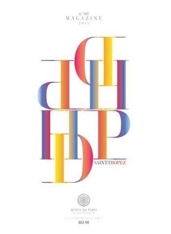 Tropez1 Editions Saint By Issuu Hôtel Blush De Paris 35Rcq4AjL