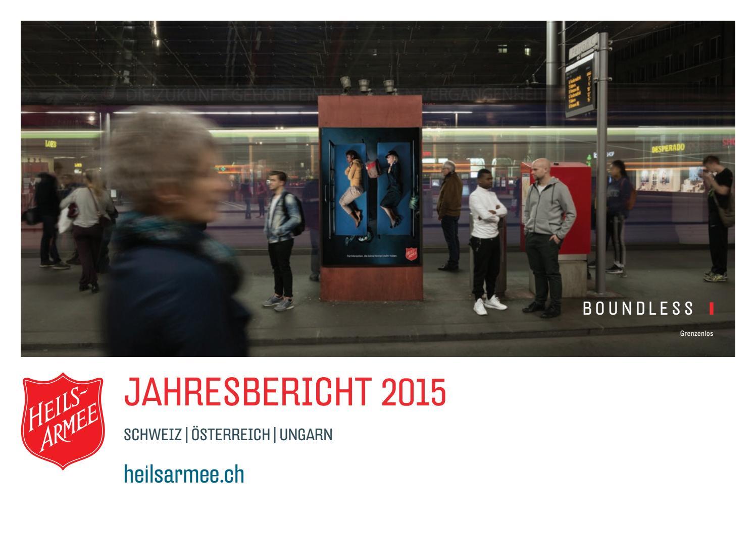 Jahresbericht 2015 \