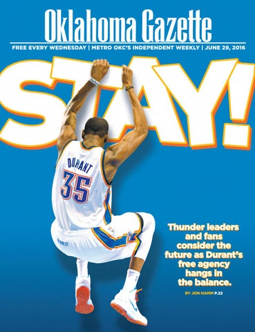 2fb6e1c36a94 Stay! by Oklahoma Gazette - issuu