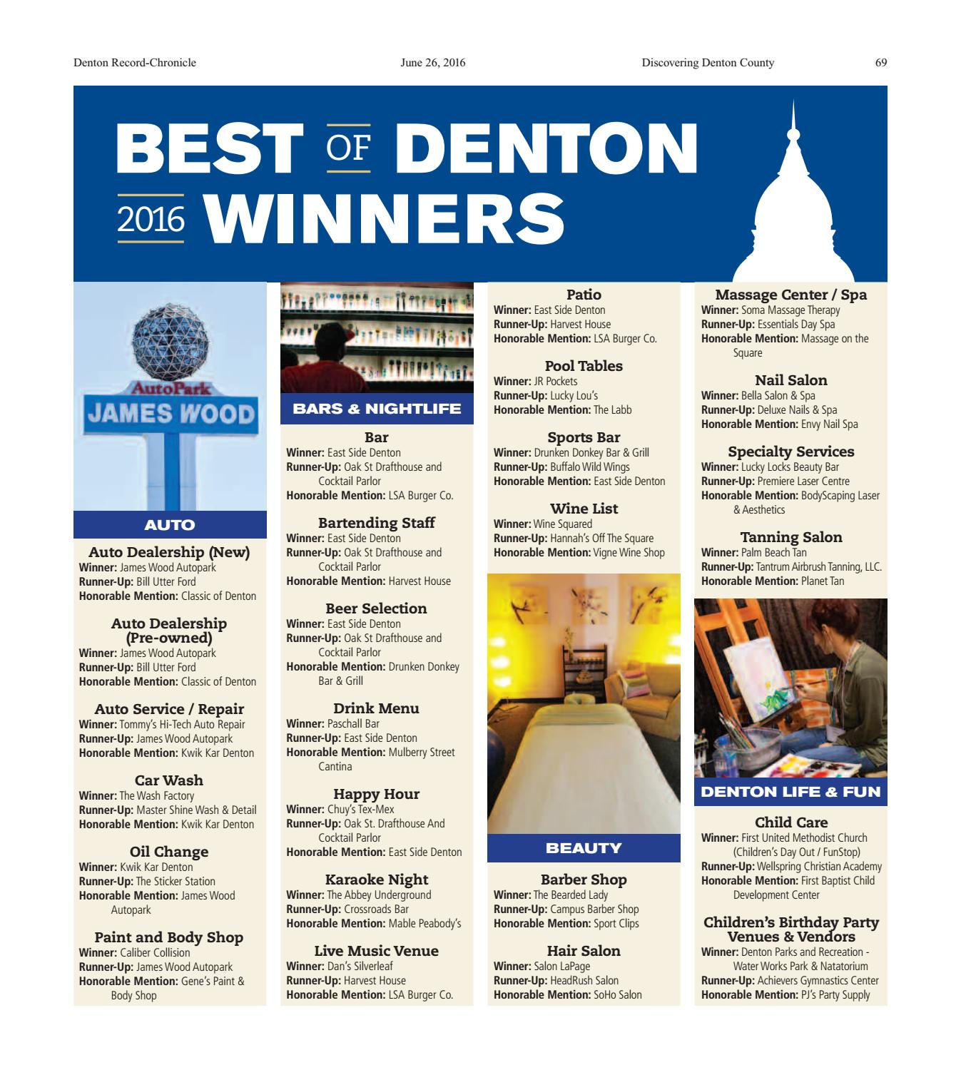 Discovering Denton County 2016 By Larry Mcbride Issuu