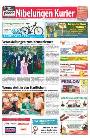 26mi16 nibelungen kurier by Nibelungen Kurier - issuu