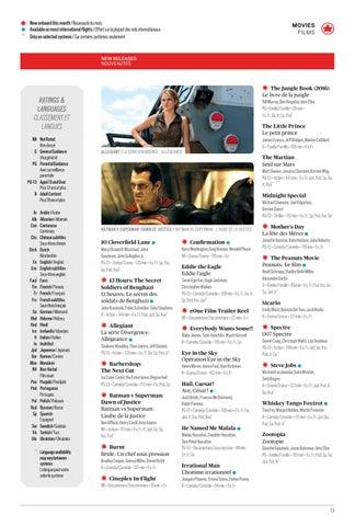 size 40 c5b19 d684d Air Canada enRoute Inflight Entertainment Guide July-August   juillet-août  2016