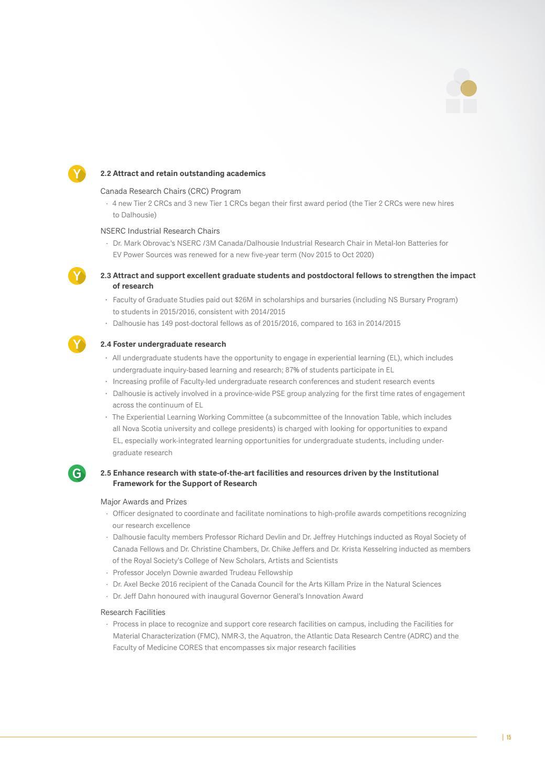 Annual Progress Report 2016 (June 13) by Dalhousie University - issuu