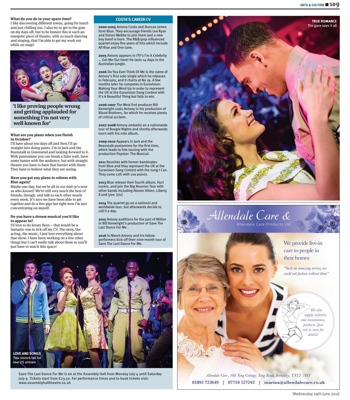 Times Of Tonbridge 29th June 2016 By One Media Issuu