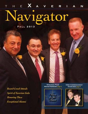 Navigator Fall 2013 By X A V E R I A N Issuu