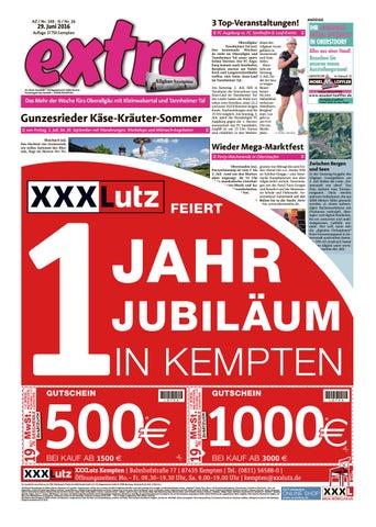 extra Immenstadt vom Mittwoch 29 Juni by rtasign GmbH issuu