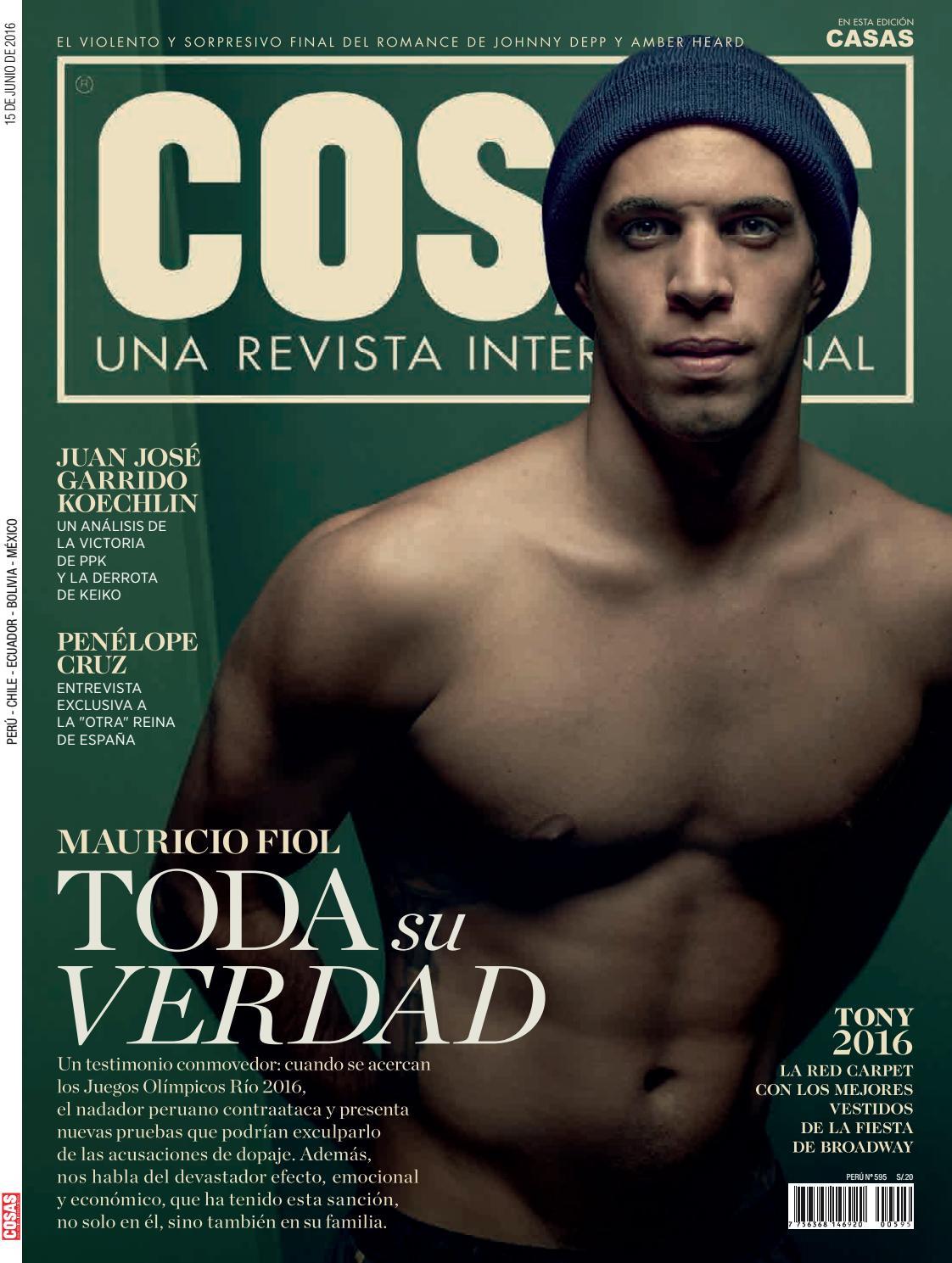 Gaby Potencia Nude revista cosas - edición 596revista cosas perú - issuu