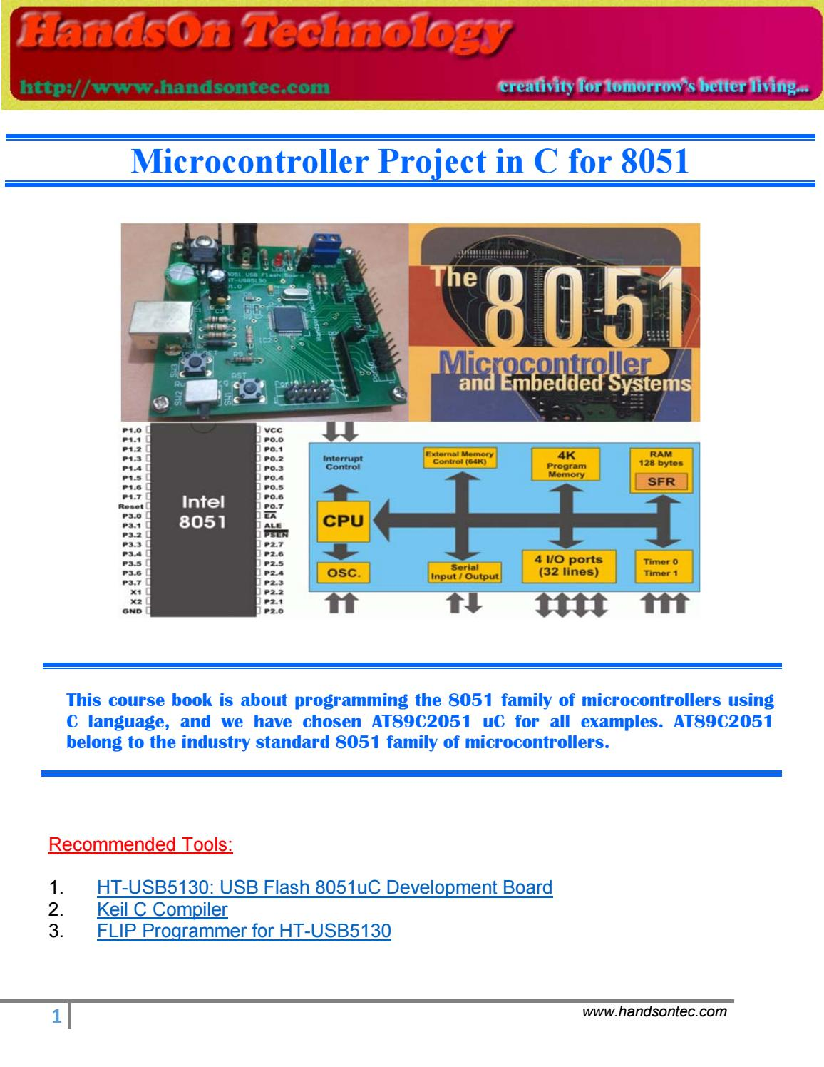 8051project in C by Lee Yuan - issuu