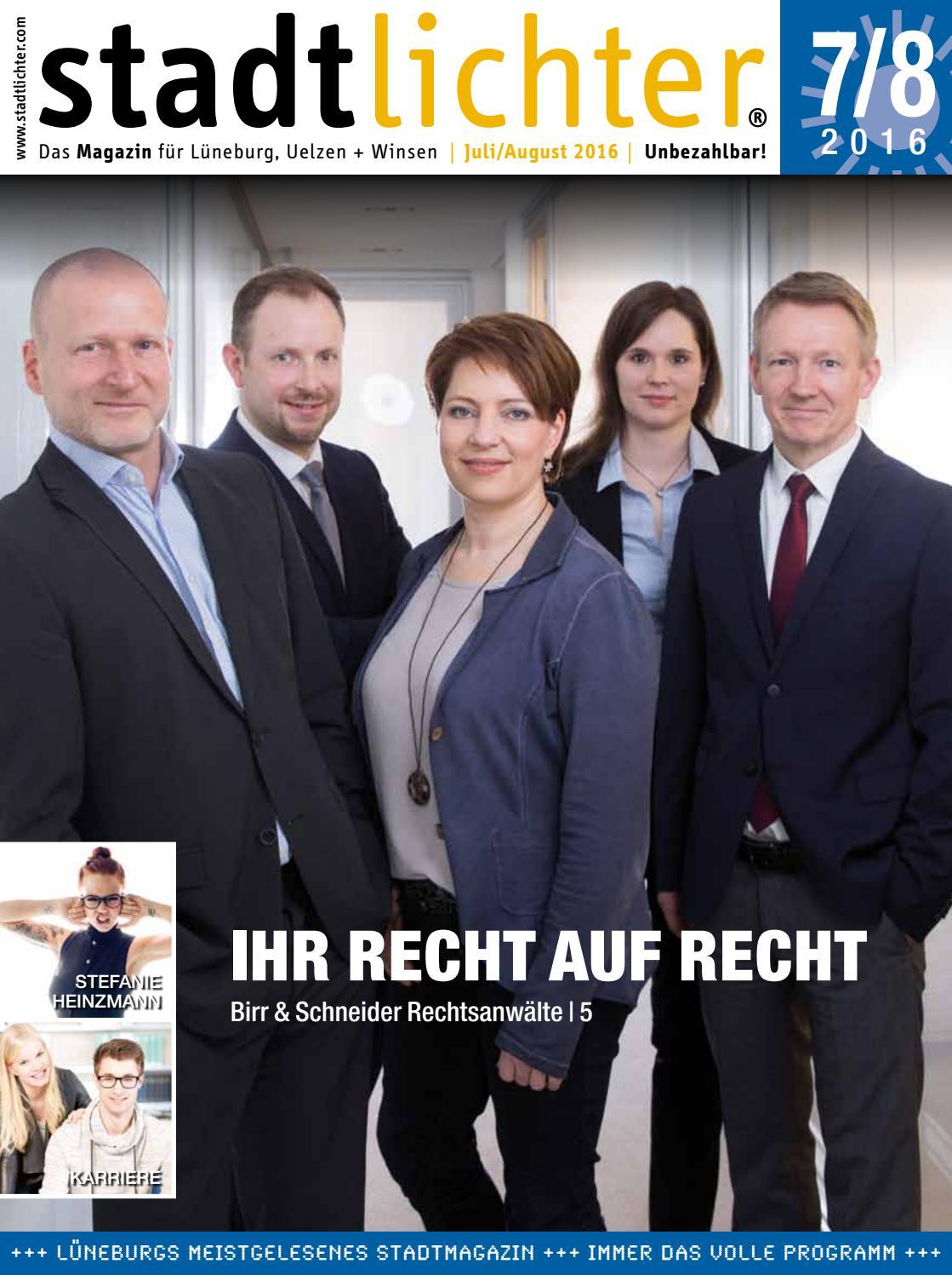 stadtlichter 07/08-2016 by Stadtlichter - issuu