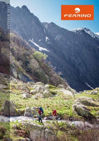 3079000ab8 Ferrino Catalogue SS 2017 by MountainBlogIT - issuu