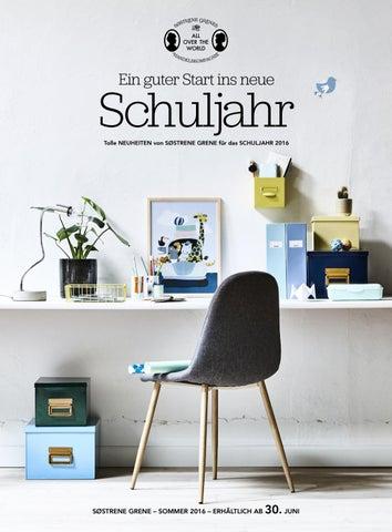 De Zuruck Zur Schule 2016 By Sostrene Grene Issuu