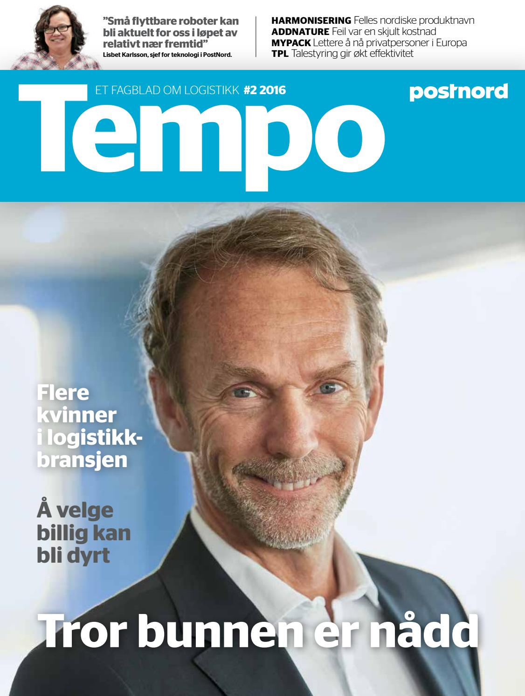 a32b365a54f1 Tempo 2-2016 by PostNord Tempo - issuu