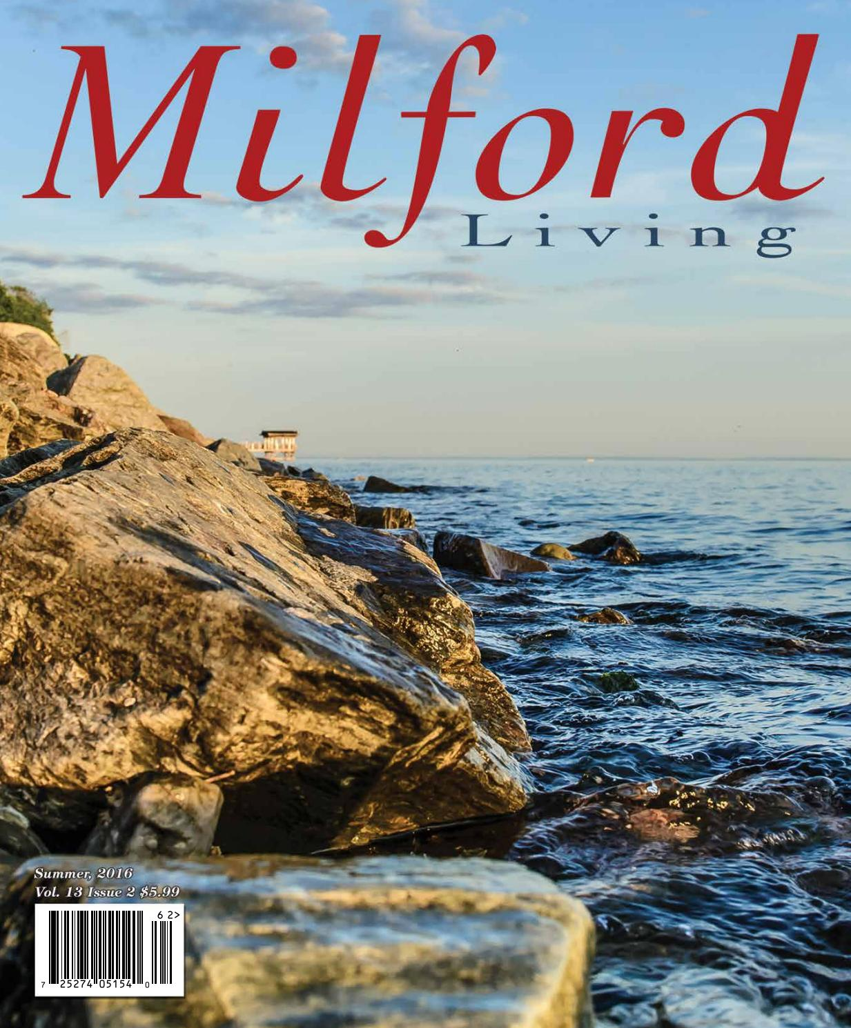 Milford living summer 2016 by red mat publishing issuu nvjuhfo Image collections