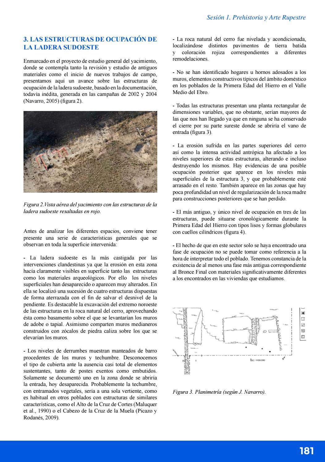 Actas I CAPA. Sesión 1. Prehistoria y Arte Rupestre by CDL Aragón ...