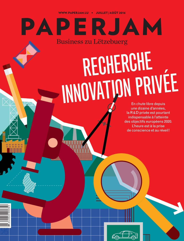 Paperjam Juillet Août 2016 by Maison Moderne - issuu 35a7eecd34fa