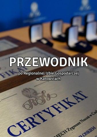 332869850d3f40 Przewodnik po Regionalnej Izbie Gospodarczej w Katowicach by ...