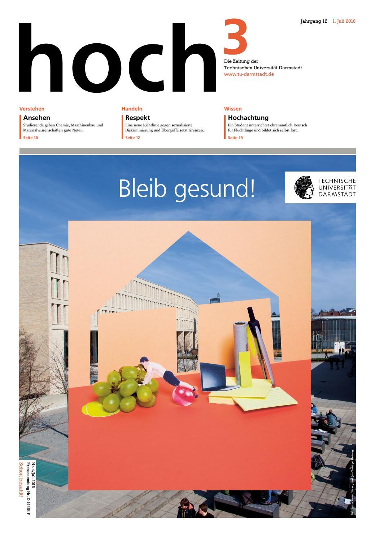 hoch³ #4/2016 by TU Darmstadt - issuu