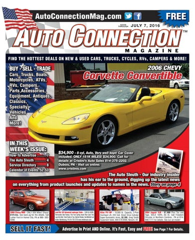 98daeeae5a2 07-07-16 Auto Connection Magazine by Auto Connection Magazine - issuu