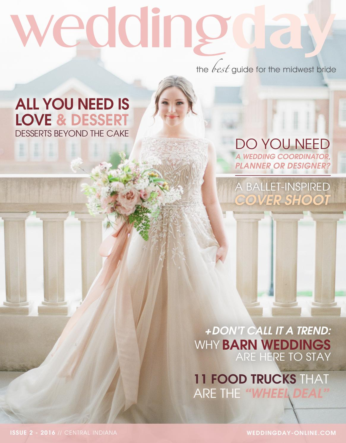 cc50a53056bf WeddingDay Magazine - Central Indiana Issue 2 2016 by Life Events Media -  issuu