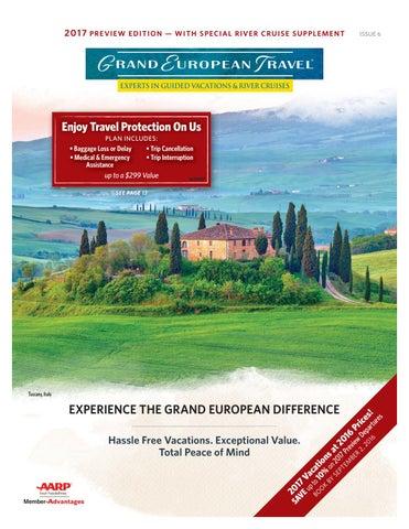 Grand European Travel 6th Edition 2016 by Grand European Travel ...