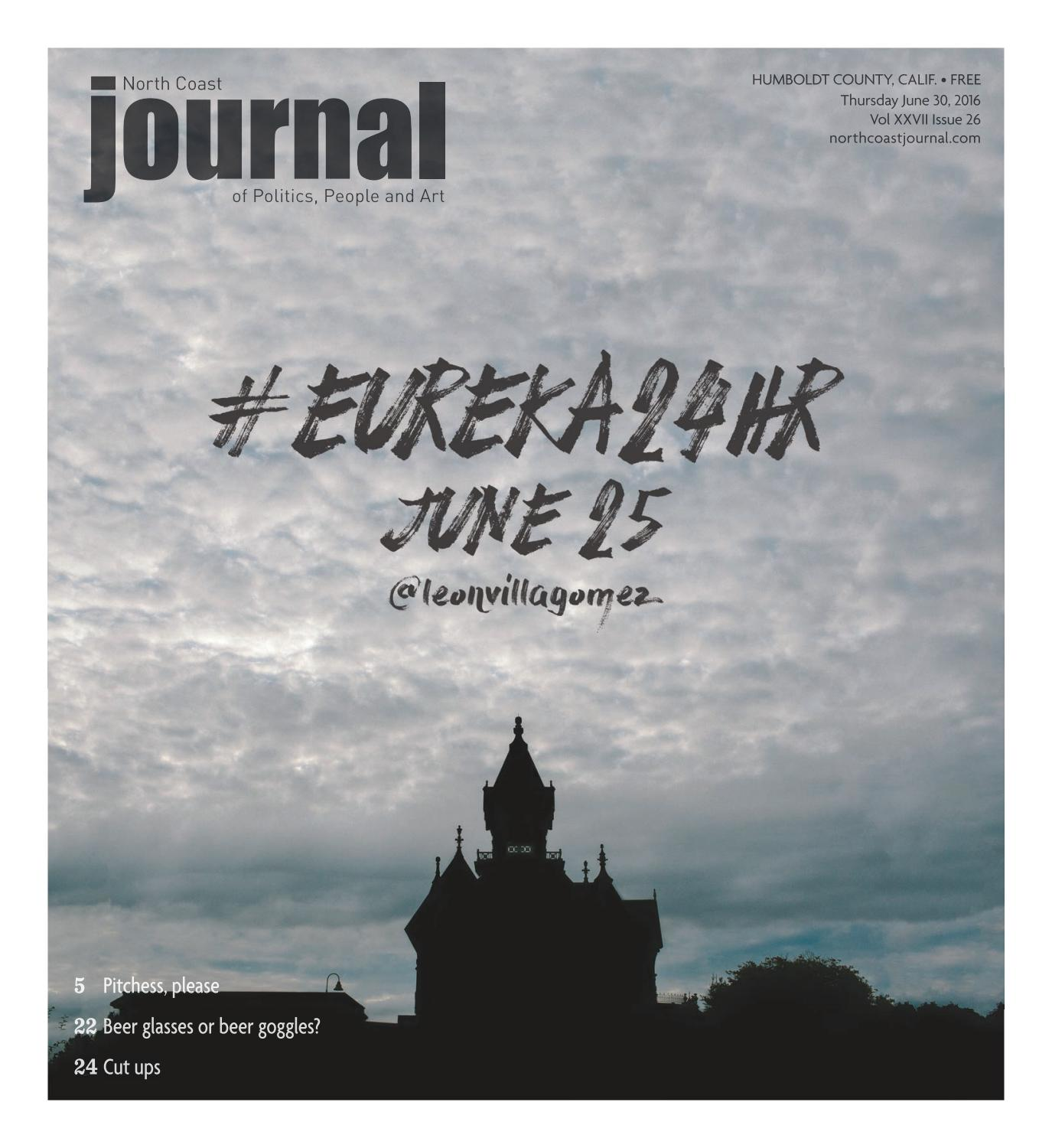 North Coast Journal 06 30 16 Edition by