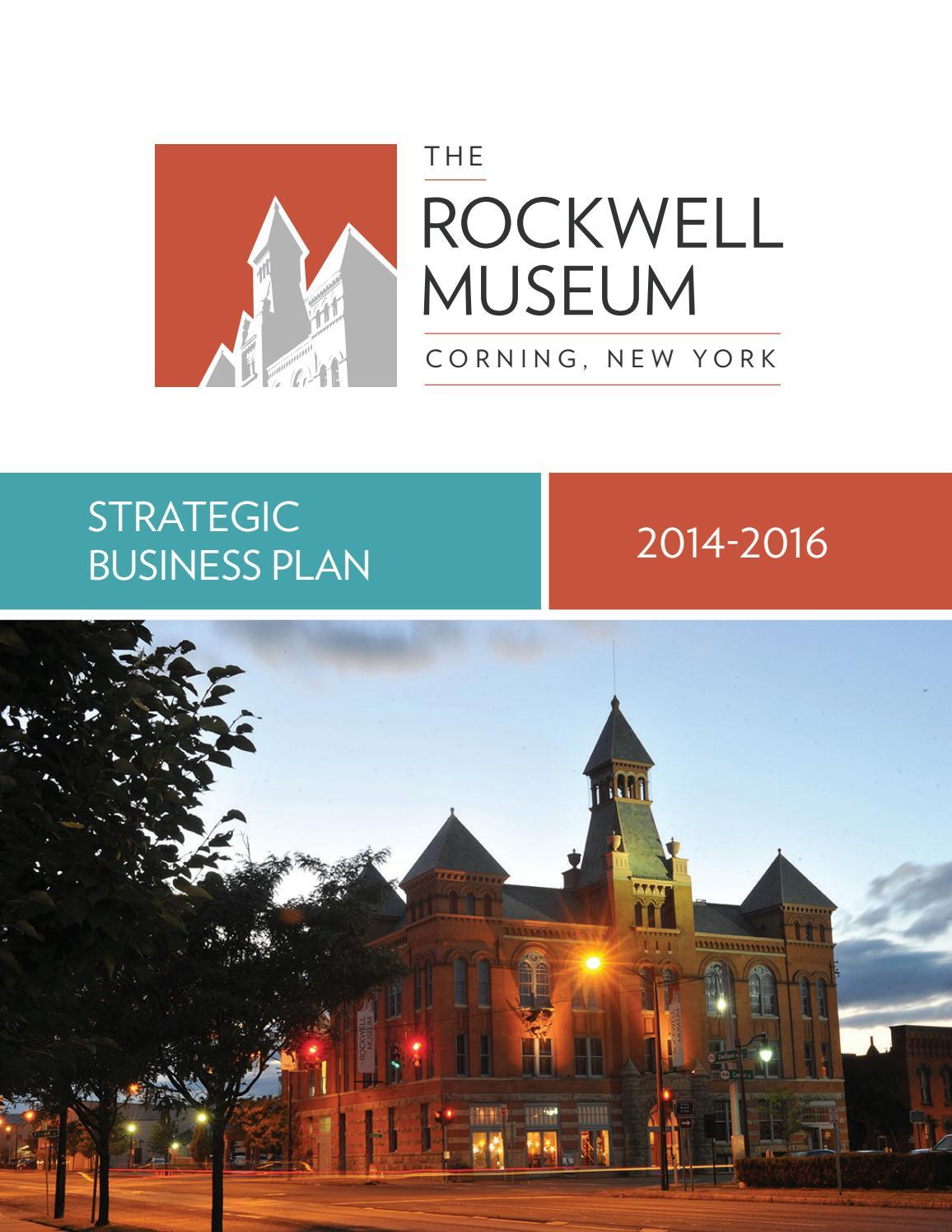 history museum strategic plan