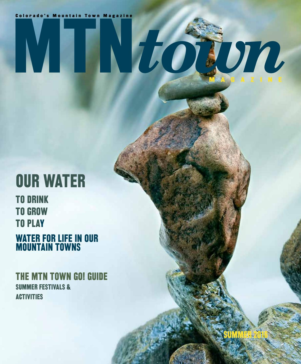 Mtn Town Magazine Summer 2016 By Mountain Issuu Find Delta Faucet Repair Parts Yamp Shower Kits And Order Today