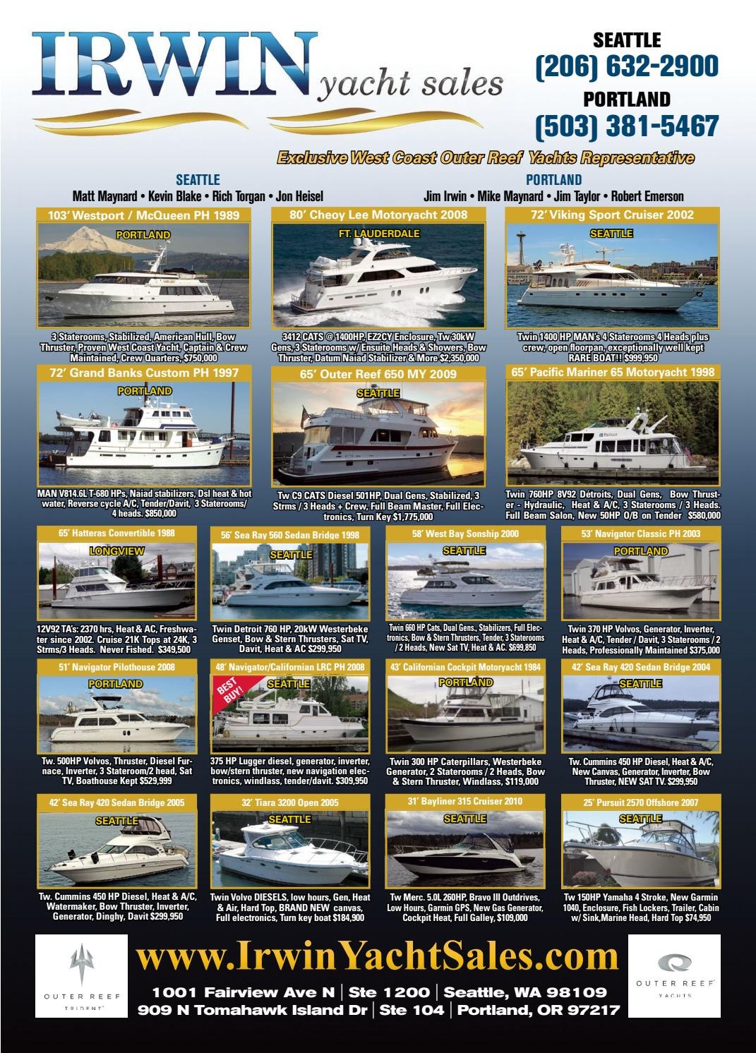 Northwest Yachting July 2016 by Northwest Yachting - issuu