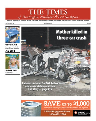The Times of Huntington-Northport - June 30, 2016