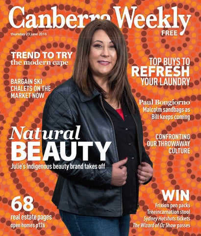 14021f9d1a1f 23 June 2016 by Canberra Weekly Magazine - issuu