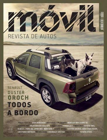 Móvil - Revista de Autos  22 by Revista Móvil - issuu cdd3e027034