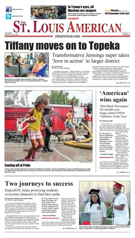 The St Louis American June 30 2016 By St Louis American Issuu