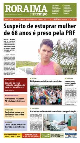 Jornal roraima em tempo – edição 369 – período de visualização ... f006f8fbd32